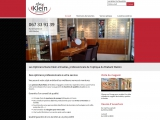 Site internet : Marie Klein Optique